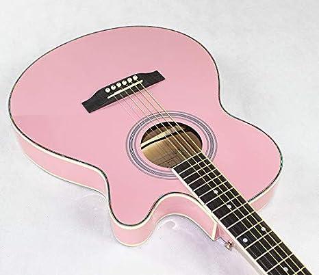 SUNXK Características de 40 Pulgadas Barril Guitarra Ejercicios ...