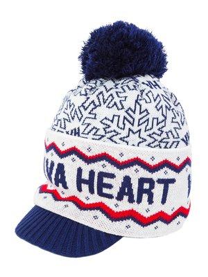 ビバハート / VIVA HEART (2014秋冬モデル)ニットキャップdeボンボン