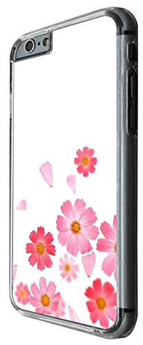 1045 - Cool fun cute shabby chic flowers Design For iphone 4 4S Fashion Trend CASE Back COVER Plastic&Thin Metal -Clear