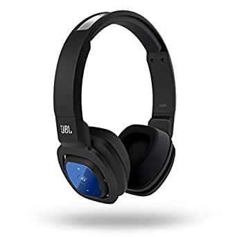 JBL J56 BT Bluetooth Wireless On-Ear Stereo Headphone, Black