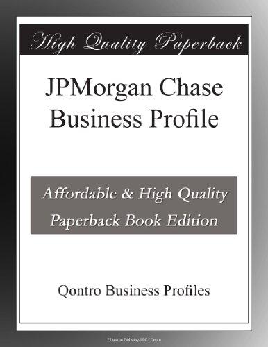 Jpmorgan Chase Business Profile