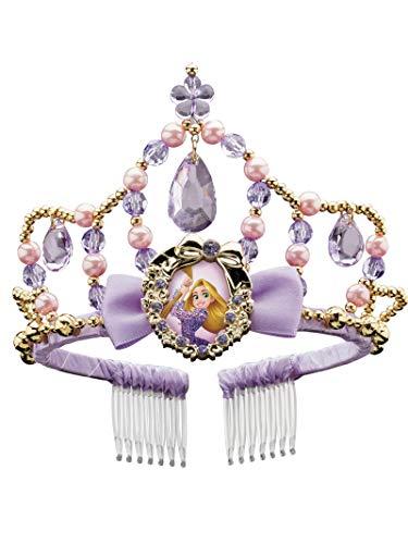 Rapunzel Classic Disney Princess Tangled Tiara, One Size Child