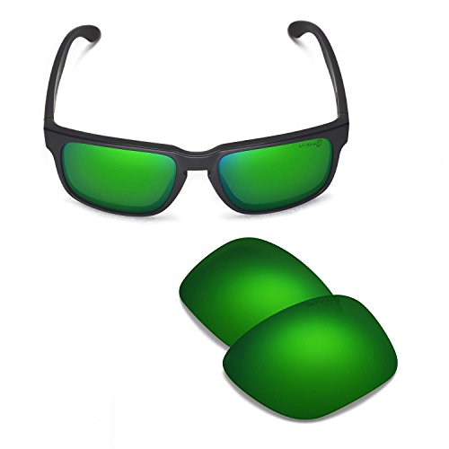 2154a587f7 Walleva Replacement Lenses for Oakley Holbrook Sunglasses - 26 Options -  Buy Online in Oman.