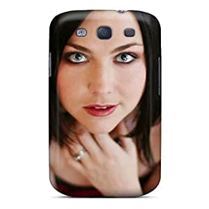 Scratch Resistant Cell-phone Hard Cover For Samsung Galaxy S3 (RWi2366ljWw) Unique Design Stylish Evanescence Band Pattern