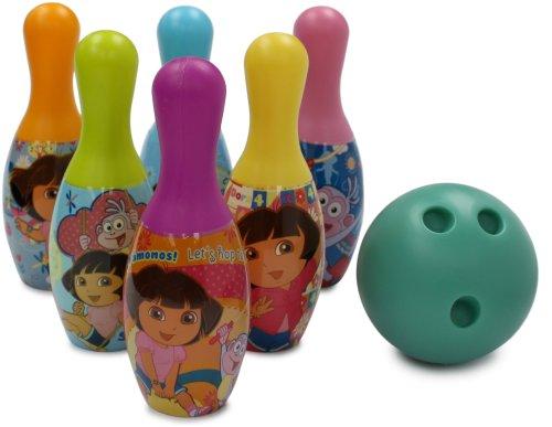 Dora Bowling Set