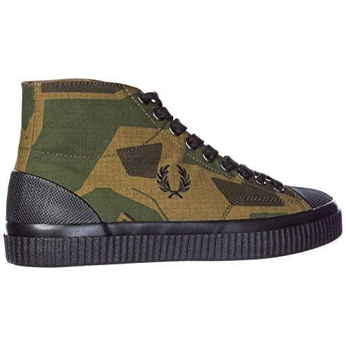 By Fred De Largas Hughes Perry A Arktis Verde Zapatos Deporte Hombres Zapatillas 5FFa6wBxq