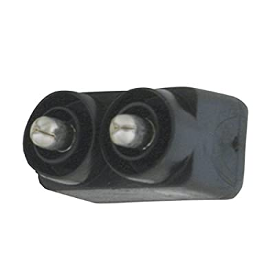 GG Grand General 87645 Small Rect. Red 3-LED Marker Sealed Light: Automotive