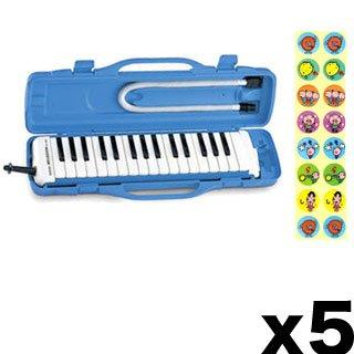 【5台セット】SUZUKI/スズキ メロディオン M-32CB004RJOXRQ M-32CB004RJOXRQ, 上質で快適:6953a3be --- publishingfarm.com