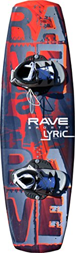 Rave Lyric Wakeboard with Advant...