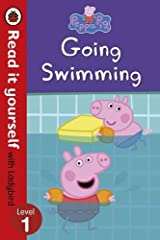 Peppa Pig: Going Swimming –  Read it yourself with Ladybird Level 1 Hardcover