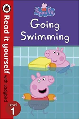 Buy Peppa Pig Going Swimming Read It Yourself With Ladybird Level