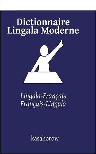 dictionnaire lingala français