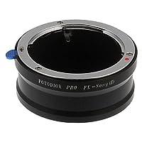 Fotodiox Pro Lens Mount Adapter, 35mm Fuji Fujica X-Mount to Sony E-Mount NEX Camera, FX NEX profuer obiettivi Contax G su Fujifilm X-Pro1, Fotodiox Lens Mount Adapter, Contax G Pro Lens to Fujifilm X Mount Camera Body (X), for Fujifilm X-Pro1, X E1Mirrorless Camera