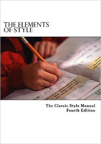 Scarica gratis audiolibri pdf The Elements of Style (Classic