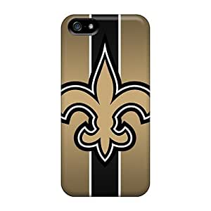 Excellent Iphone 5/5s Cases Covers Back Skin Protector New Orleans Saints