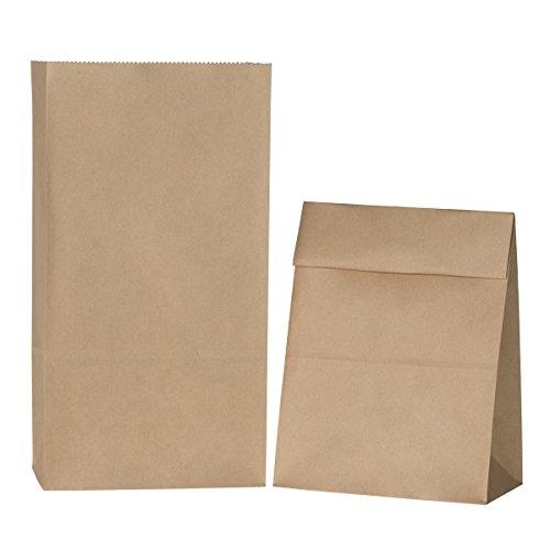 BagDream 5x2 95x9 45 100pcs Paper Durable product image