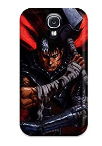 Lisa Rooss's Shop 9774017K68003613 New Style Berserk Premium Tpu Cover Case For Galaxy S4