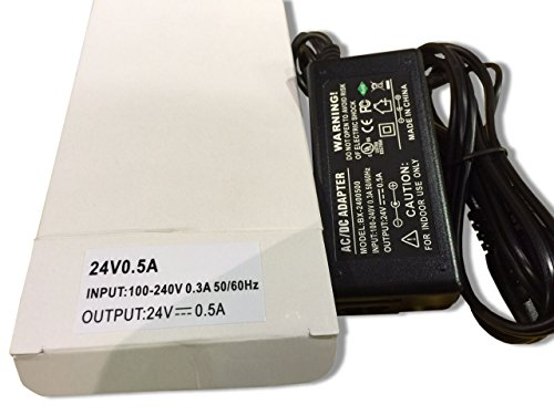 Power Supply for Polycom SoundPoint 24VDC for IP320, 330,...