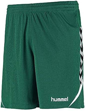 TALLA 116-128. Hummel Auth. Charge Poly Shorts - Pantalones Cortos Bebé-Niños