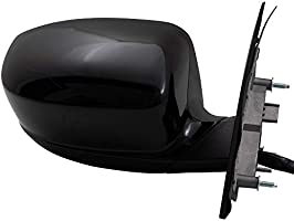 Passengers Power Side Mirror for 11-18 Dodge Charger Heated Blind Spot Detection