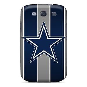 CyU1573PSna Snap On Case Cover Skin For Galaxy S3(dallas Cowboys)