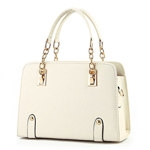 andee-womens-fashionable-noble-elegance-pu-leather-tote-bagswhite