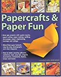 img - for Papercrafts & Paper Fun book / textbook / text book