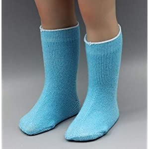5pair Mini Sock Fit 43cm Baby 18 Inch Doll Clothes Accessories for Dolls Baby Random Color