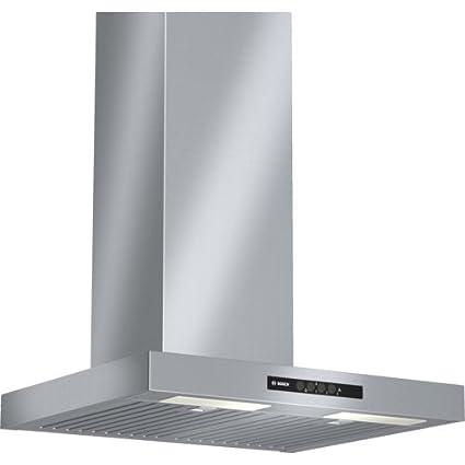 Bosch - DWB06W851I - 60cm Stainless Steel Hood Range Hoods & Chimneys at amazon