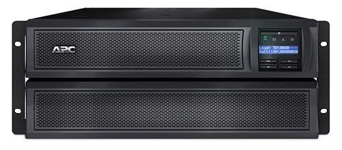 APC SMX3000HVT Rack-Mountable/External UPS, Black