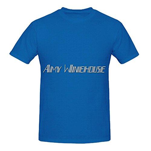 Winehouse Amy Tracks Mens O Neck Funny T Shirt - Triathlon Wikipedia