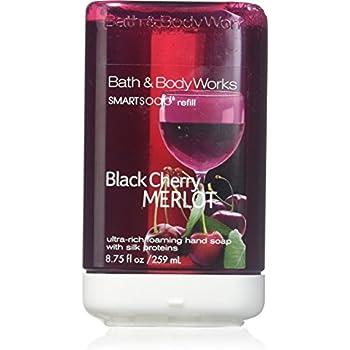 Amazon Com Bath Amp Body Works Black Cherry Merlot