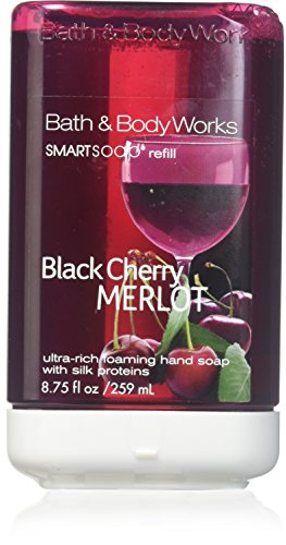 Bath & Body Works - Black Cherry Merlot SmartSoap Refill - Ultra-Rich Foaming Smart Soap Hand Soap Dispenser Refills