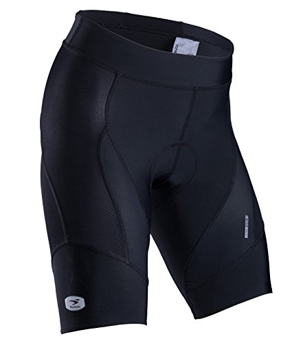 Sugoi Women's RS Pro Shorts, Black, (Sugoi Womens Cycle)