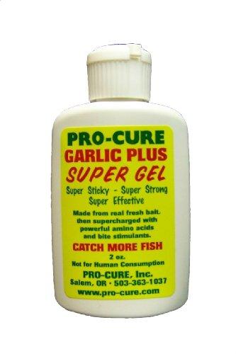 Pro-Cure Garlic Plus Super Gel, 2 Ounce