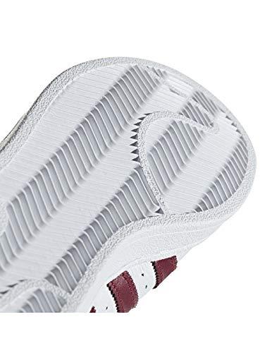Superstar W Femme Chaussures Fitness Blanc blanco 000 Adidas De dAqHw7Cdx