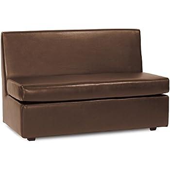 Amazon Com Lucid 8 Inch Convertible Foam Sofa And