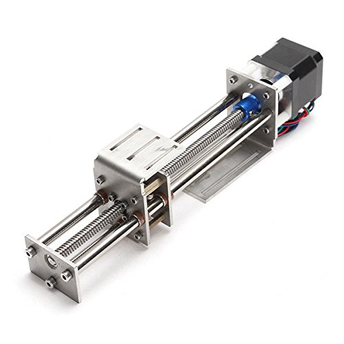 Machifit 150mm Slide Stroke Mini CNC Z Axis Linear Motion Milling Engraving Mach