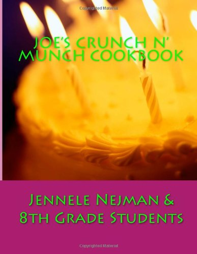 joes-crunch-n-munch-cookbook