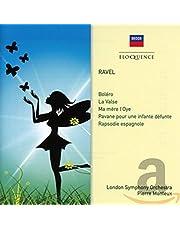 Ravel: Ma Mere L'oye/Bolero/La
