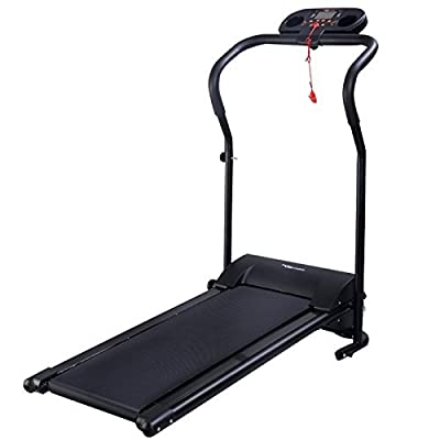 Tangkula 800w Folding Electric Treadmill Fitness Exercise Motorized Running Machine