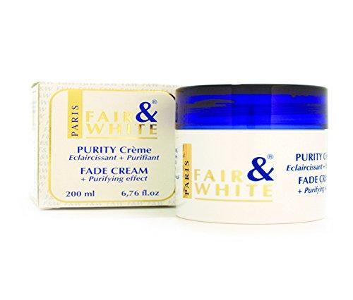 - Fair & White Original Purity-Fade Cream, with 1.9% Hydroquinone, 200ml / 6.76fl.oz.