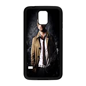Qxhu Constantine patterns Hard Plastic Back Protective case for SamSung Galaxy S5 I9600