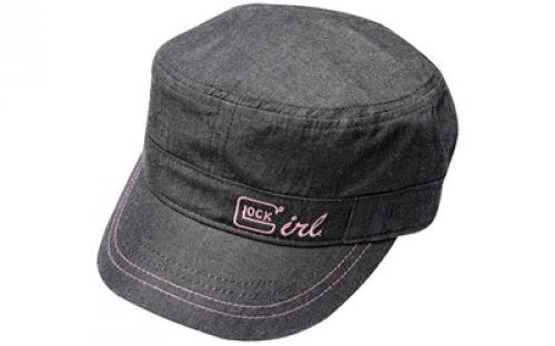 72ccfa6cba5 Galleon - GLOCK Girl Corporal Hat Grey Teal AS10008