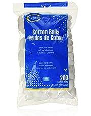Classic Cotton Balls, Triple Size, 200 Count
