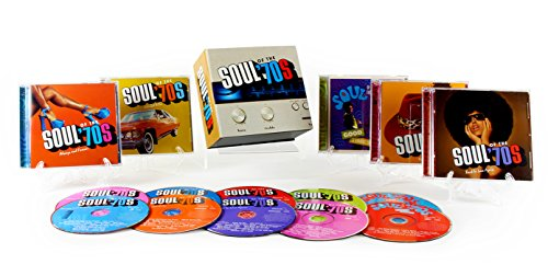 Soul Of The '70s (10CD) by Time Life/WEA
