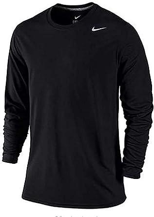 Mediatore Bibbia Dottore in Filosofia  Nike Men's Legend Long Sleeve Tee at Amazon Men's Clothing store: Athletic  Shirts