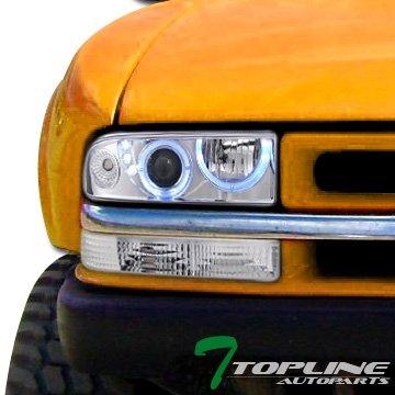04 chevy truck hid headlights - 4