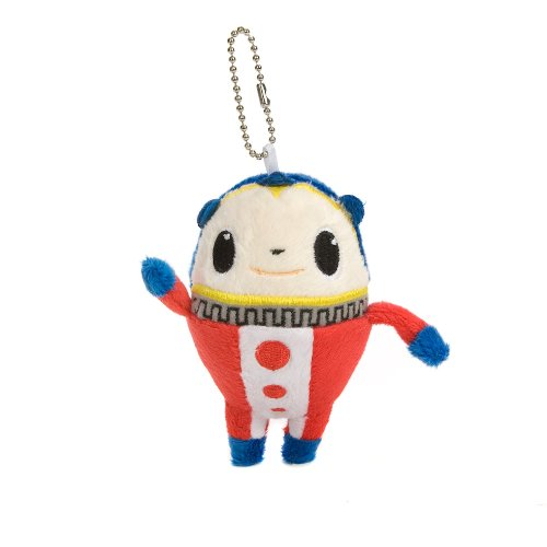 Persona 4 Teddie Kuma Smile Mini Plush