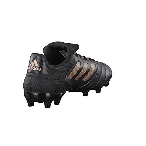 Adidas Copa 17.3 FG, Scarpe per Allenamento Calcio Uomo, Nero (Negbas/Cobmet/Negbas), 42 EU